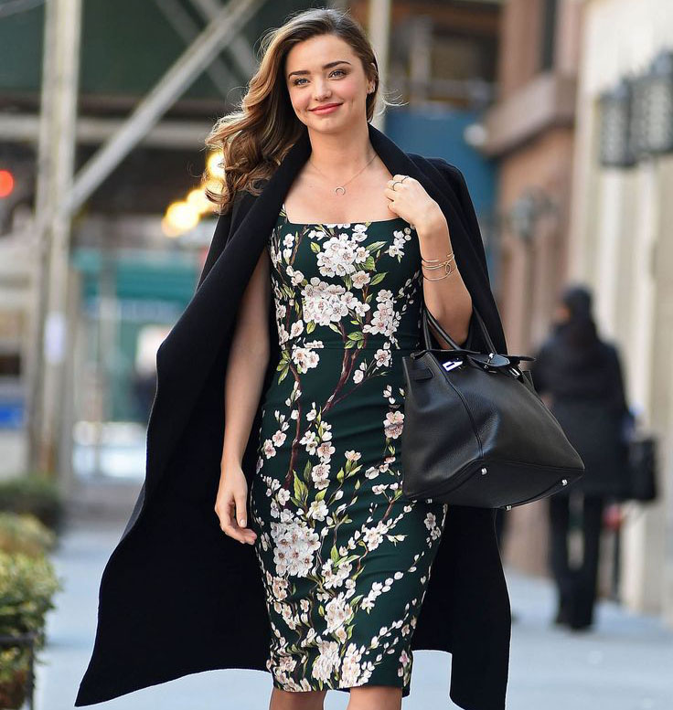 Top 10 Street Style Tips That You Can Learn From Miranda Kerr
