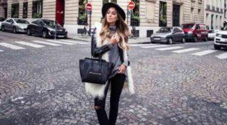 15 Chic Ways to Wear Womens Faux Fur Vest