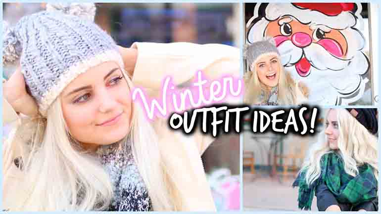 24 Fall And Winter Outfit Ideas With Beanies