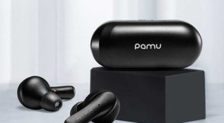 PaMu Slide Mini True Wireless Noise Canceling Bluetooth Headphones